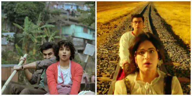 Image result for jagga jasoos barfi